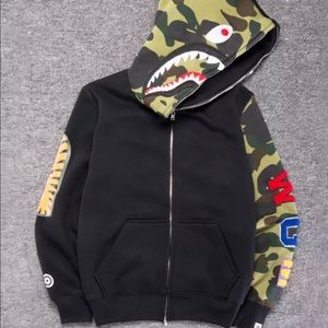 Bape Bathing Ape jacket